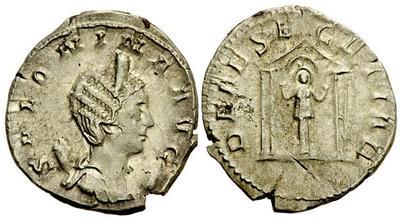antoniniano de Salonina año 253-268 822256.m