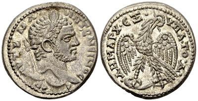 Tetradracma de Caracalla (reproducción) 2129645.m