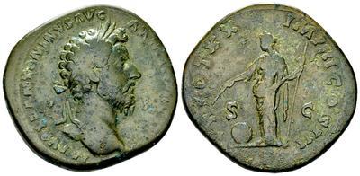 Sestercio de Marco Aurelio? 5257111.m