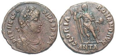 Decargiro de ....... GLORIA ROMANORVM. Antioquía 4000919.m