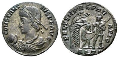 AE2 de Constancio II. FEL TEMP REPARATIO 2589107.m