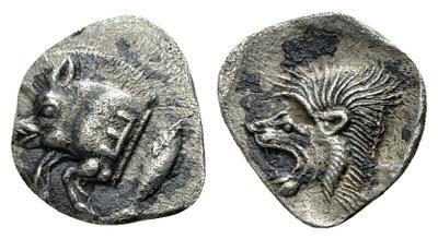 Óbolo de Kyzikos (480-450 a. C.) 2726330.m