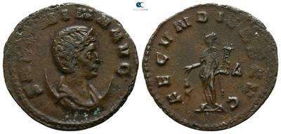 Antoniniano de Salonina. FECVNDITAS AVG. Roma  5147943.m