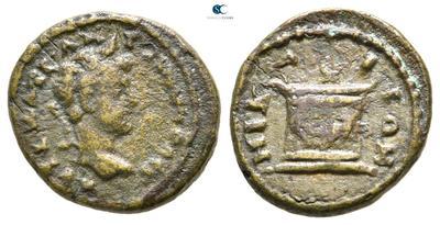 AE14 Provincial de Caracalla. Nicea 6360488.m