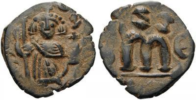 40 nummi de Constante II. Constantinopla 2952198.m