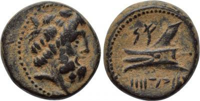 AE14 de Arados. Fenicia 2934200.m