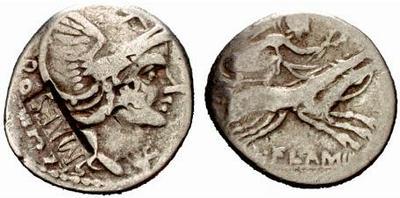Les contremarques de Vespasien sur les deniers 243210.m
