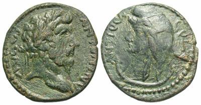 AE22 de Marco Aurelio? Antioquía de Pisidia 4636108.m