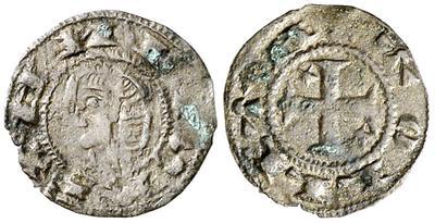 "Meaja de Alfonso VIII. tipo ""Biempeinao"" 1786815.m"