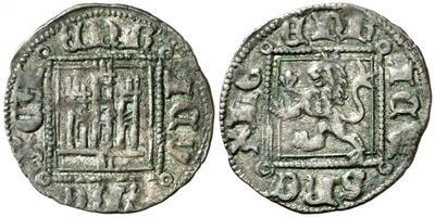 Dinero noven de Enrique II. 2650256.m
