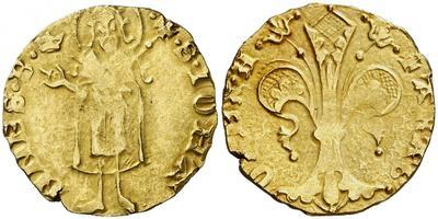 Florin de  Alfonso V de Aragón 3040344.m