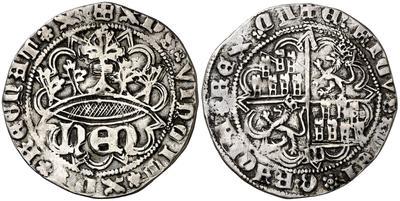 Real de anagrama de Enrique IV. Segovia 4447130.m