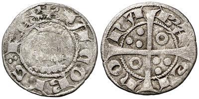 Dinero de Jaime II. 5123365.m