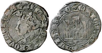 Dinero de Enrique IV. Cuenca 6389862.m
