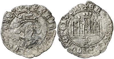 Medio Cuarto (1/8 de real) de Enrique IV. Sevilla 7296705.m