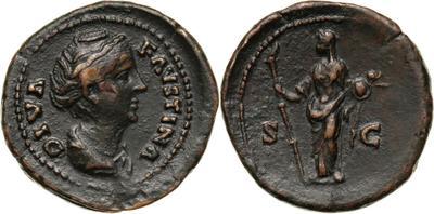 As póstumo de Augusto acuñado por Tiberio. PROVIDENT . Altar. Roma - Página 2 7600138.m