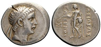 Tetradracma de Seleuco II Kalinicos. Antioquía 1601289.m
