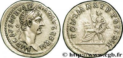 Denario de Trajano 1039570.m