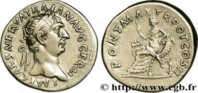 Denario de Trajano 1039571.m