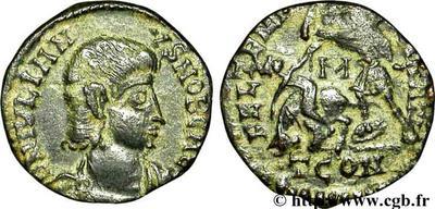 AE4 Imitativa de Juliano II o Constancio Galo. FEL TEMP REPARATIO. Imita ceca de Arlés 46033.m