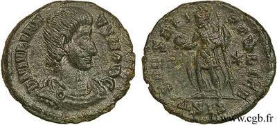 Fragmento de AE3 tipo GLORIA ROMANORVM  49401.m