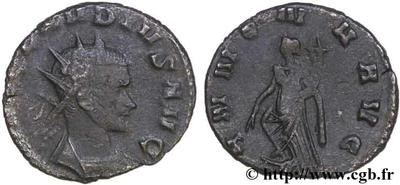 Antoniniano de Claudio II. ANNONA  AVG? 51471.m