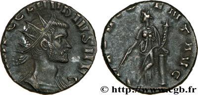 Antoniniano de Claudio II. PROVIDENT AVG. Roma 59494.m