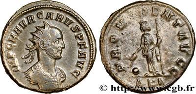 Aureliano de Caro. PROVIDENT AVGG. Roma 5067064.m