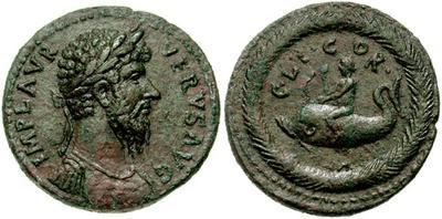 Que moneda es?,en reverso un tio montado en un delfin 144513.m