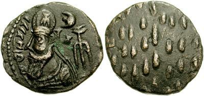 Dracma de Orodes III 157221.m