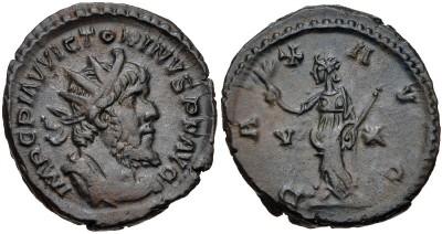Antoniniano de Victorino con PAX AVG.? 3315290.m