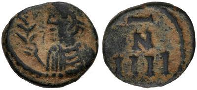 IIII Nummi. Reino de los Vándalos 3888388.m