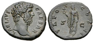 As póstumo de Augusto acuñado por Tiberio. PROVIDENT . Altar. Roma - Página 2 7387244.m