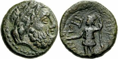 Bronce de Panormos (Palermo) Sicilia 879455.m