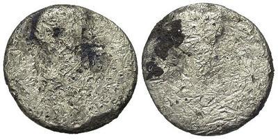 Les contremarques de Vespasien sur les deniers 20812.m