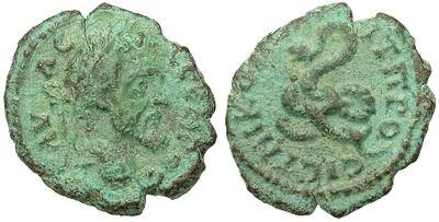AE18 de Septimio Severo 24833.m