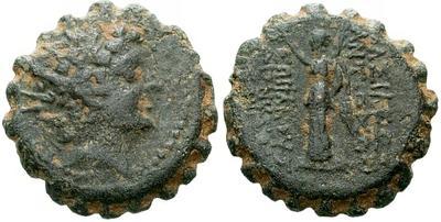 AE de Antioco IV 9190.m