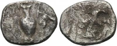 Hemióbolo de Terone (Macedonia) 1821832.m