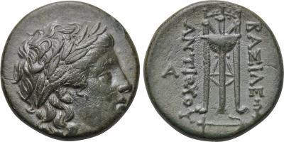AE16 de Antioco II: Sardes 1943271.m