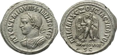 Tetradracma de Filipo II. Antioquía  2519929.m