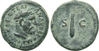 Cuadrante de Trajano. S C. Porra. 2579798.m