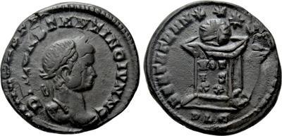 AE3 de Constantino I. BEATA TRANQVILLITAS 5867705.m