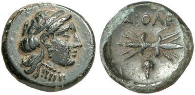 Petit bronze grec (édit : résolu, c'est Petelia) 2223649.m