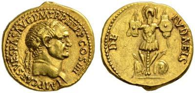 Glosario de monedas romanas. JUDEA - IUDAEA. 3103434.m