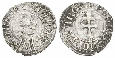 Dinero de Pedro IV de Aragón 1319892.m