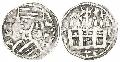 Dinero burgalés de Alfonso VIII 1319908.m