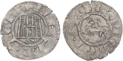 Dinero pepion de Fernando IV  1523664.m