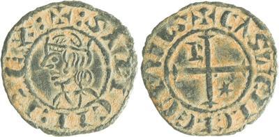 Meaja coronada de Sancho IV. 1723636.m