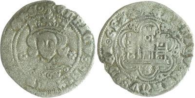 1/4 de real o cuartillo de Enrique IV. 1723653.m