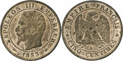 5 Céntimos de Vitorio Manuel II de Italia 1005112.m
